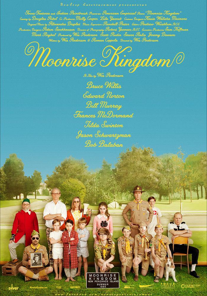 Moonrise Kingdom
