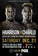 Harrison vs. Charlo II Highlights