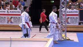 Karate 1 Premiere League: Berlin, Germany