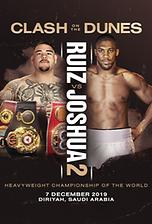 Joshua vs. Ruiz Weigh-In