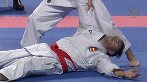 WFK Karate World Championships - Madrid, Spain Day 2