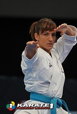 WFK Karate World Championships - Madrid, Spain Day 1