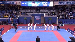 Karate 1 Premiere League:  Paris, France 2018