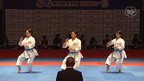 Karate 1 Premiere League Live: Tokyo, Japan