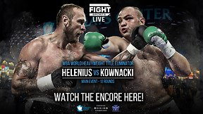 Helenius vs. Kownacki