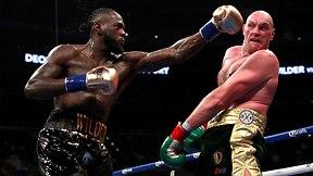 Highlights Wilder vs. Fury I