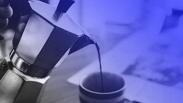 Il caffè del buongiorno