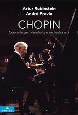 Artur Rubinstein - André Previn - Chopin - Concerto per pianoforte e orchestra n.2