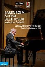 Barenboim suona Beethoven - Variazioni Diabelli - Sonata per pianoforte n.31