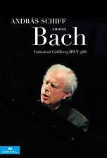 András Schiff suona Bach - Variazioni Goldberg