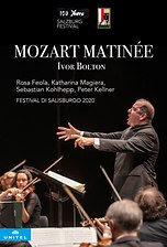 Mozart Matinée - Ivor Bolton - Rosa Feola, Katharina Magiera, Sebastian Kohlhepp, Peter Kellner