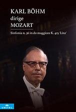 Karl Böhm dirige Mozart - Sinfonia n. 36 in do maggiore K. 425 'Linz'