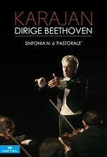 """Karajan dirige Beethoven - Sinfonia n. 6  in re magg. """"Pastorale"""""""