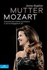Anne-Sophie Mutter - Mozart Concerto per violino e orchestra n. 2 in re magg.