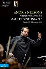 Andris Nelsons - Wiener Philharmoniker - Mahler sinfonia n.6
