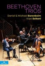 Beethoven Trios - Daniel & Michael Barenboim - Soltani