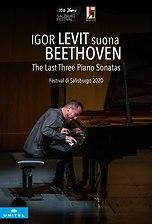 Igor Levit suona Beethoven - The Last Three Piano Sonatas