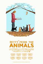 Betty Feeds the Animals