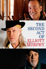 The second act of Elliot Murphy
